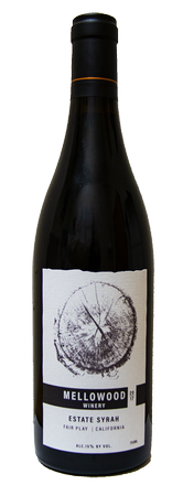 2017 Mellowood Vineyard Syrah