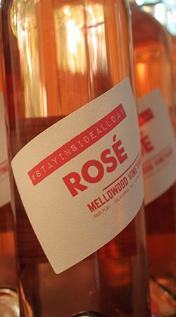 Stay Inside All Day Rosé